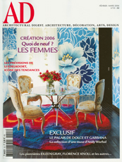 Architectural Digest, French Edition